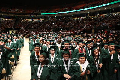 CHS 2015 Graduation