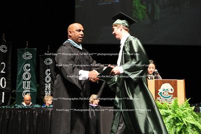 CHS Grad 2012 Dainel handshake