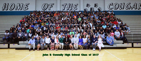 Class of 2017 CHS Panorama picture
