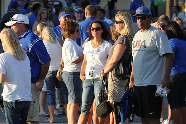 CHS Varsity Football 2012