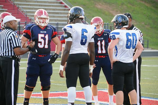 CHS Varsity Football 2014