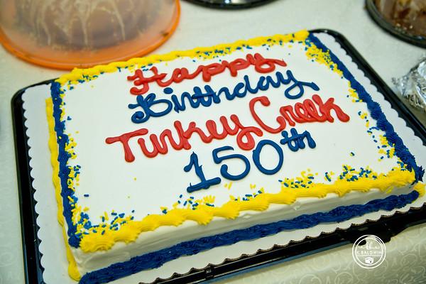 150 year Church Anniversary
