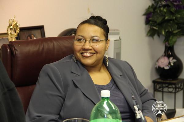 """Augusta """"Gussie"""" LaCour 1st Sermon"""