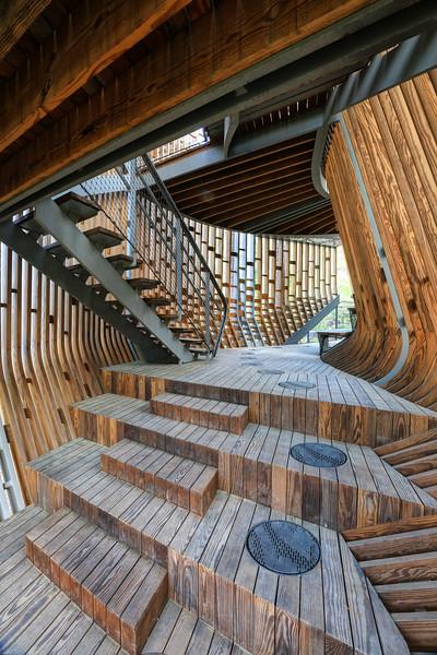 The Tree House  - Garvan Woodland Gardens