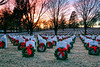 In Remembrance - Fort Smith National Cemetery - Christmas 2016
