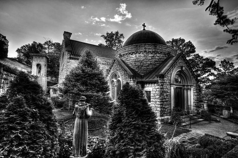 Catholic Church - Eureka Springs, Arkansas