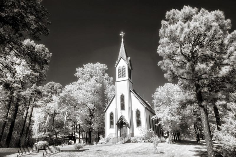 St Boniface Catholic Church - Bigelow, Arkansas - 2017