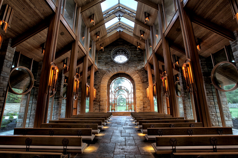 Hunt Chapel - designed by Maurice Jennings + Walter Jennings Architects