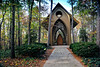 MILDRED B. COOPER MEMORIAL CHAPEL -  Bella Vista,  Arkansas - Fall