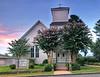 Trinity Lutheran Church - Oldest Church in Mena, Arkansas - Summer 2019