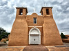 San Francisco de Asis Mission Church - Taos, New Mexico