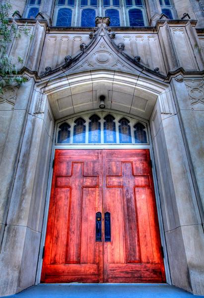 FIRST UNITED METHODIST CHURCH - HOT SPRINGS ARKANSAS