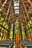 Thorncrown Chapel - Eureka Springs - Arkansas