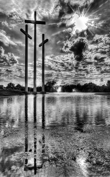 MILDRED B. COOPER MEMORIAL CHAPEL -  Bella Vista,  Arkansas July 4, 2012
