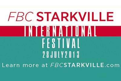 2013-07-28 FBC Starkville International Festival