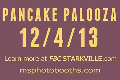2013-12-04 FBC Starkville Pancake Palooza