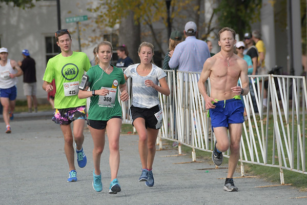 2017 CHaD Hero HALF Near GREEN