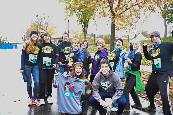 Thetford Participants