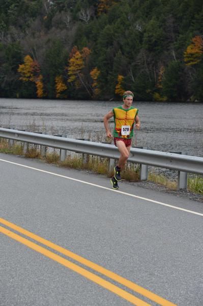 Half Marathon on Course