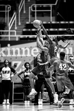 2020 CIAA Men St. Aug v Lincoln @ Bojangles Arena 2-25-2020 by Jon Strayhorn
