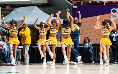 2020 CIAA Men's QF JCSU V SAU 2-26-2020 @ Bojangles Arena by Ed Chavis