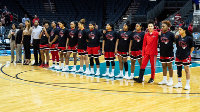 2020 CIAA Women's SF WSSU v FSU @ Spectrum Center 2-27-2020 by Ed Chavis