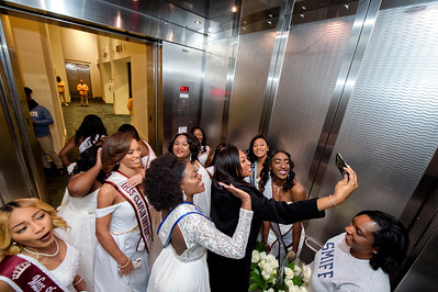 Miss CIAA Crowning Super Saturday @ Charlotte Convention Center 2-29-20 by Jon Strayhorn