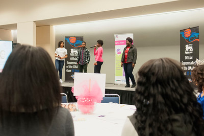 CIAA 2015 Food Lion Teen Summit @ Charlotte Convention Center 2-26-15