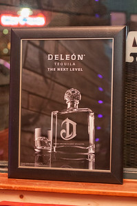DeLeon Tequlia @ Eight Sushi 2-25-15