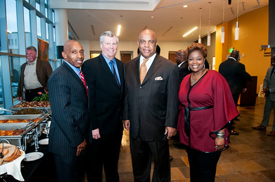 Food Lion VIP Sponsor Reception @ Harvey B Gantt Center 2-23-15