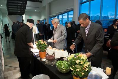 Food Lion VIP Sponsor Reception @ Harvey B Gantt Center 2-23-15