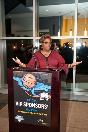 Food Lion VIP Sponsors Reception @ Harvey B Gantt Center 2-13-15