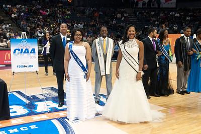 Miss 2015 CIAA @ TWC Arena 2-28-15