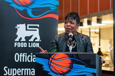 CIAA 2015 Food Lion President's Reception @ TWC Arena 2-27-15
