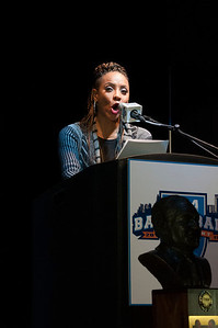 CIAA 2015 Players & Coaches Awards Luncheon Hosted by MC Lyte @ Charlotte Convention Center 2-23-15