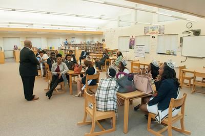 Food Lion Miss CIAA Commuinty Service @ Sedgefield Elementary 2-24-17 by Jon Strayhorn