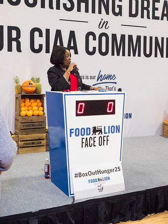 2019 CIAA Food Lion Fanfest & Booth by Ed Chavis