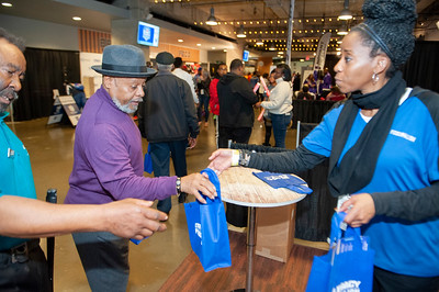 CIAA 2019 Food Lion Booth @ Spectrum Center 3-2-19 by Jon Strayhorn