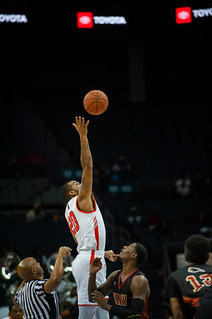 CIAA 2019 Men's Championship Virginia Union v Shaw University @ Spectrum Arena 3-2-19 by Jon Strayhorn