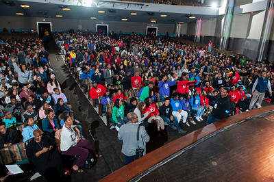 CIAA Middle School Education Day @ Ovens Auditorium 2-26-19 by Jon Strayhorn