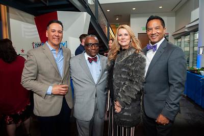 Food Lion VIP Sponsors Reception @ The Harvey B Gantt Center 2-25-19 by Jon Strayhorn
