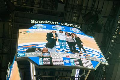 CIAA Men's Championship Game @ Spectrum Center 3-3-18 by Jon Strayhorn