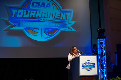 CIAA Men's & Women's Tip-Off Awards Luncheon @ The Crown Ballroom 2-26-18 by Jon Strayhorn