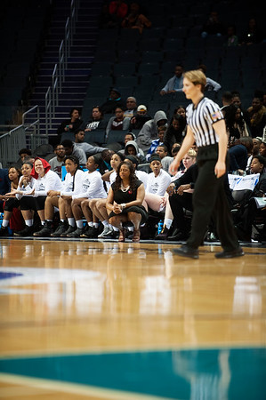 CIAA Men's Championship Game @ Spectrum Center 3-3-18 by Jon Strayhorn