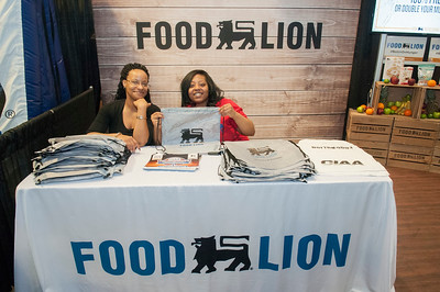 Food Lion Booth @ The Spectrum Center 3-2-18 by Jon Strayhorn