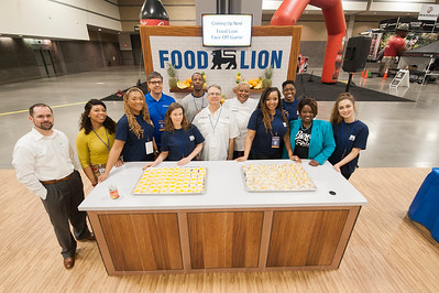 Food Lion Fan Fest Activation @ Charlotte Convention Center 3-2-18 by Jon Strayhorn