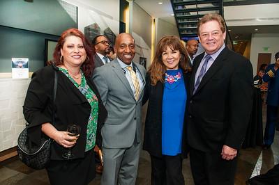 Food Lion VIP Sponsors Reception @ The Harvey B Gantt Center 2-26-28 by Jon Strayhorn