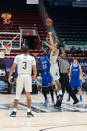 Mens Chowan vs St Aug 2-27-18 by Ed Chavis