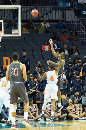 Mens - Virginia Union vs Virginia State 3-2-18 by Ed Chavis
