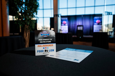 Food Lion President's Reception @ Front Court Club by Jon Strayhorn 3-2-18